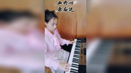 卡西欧7300 草原奋进曲 电子琴演奏 天使演奏