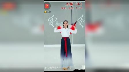 大扇舞《万疆》编舞 李夏辉