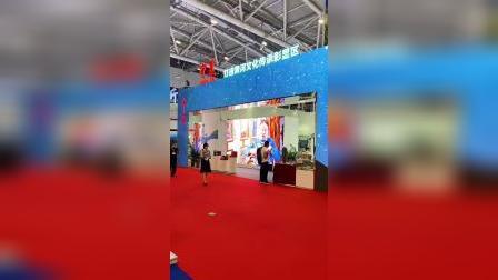 联诚发LED显示屏亮相深圳文博会