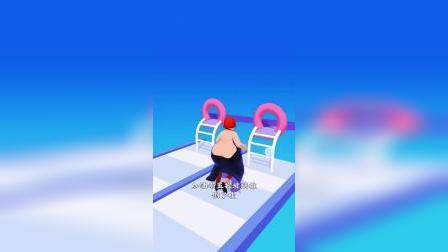休闲游戏:这是小舞吗,怎么变这么胖了