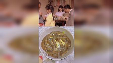 小时候有没有吃过奶奶剥过的虾