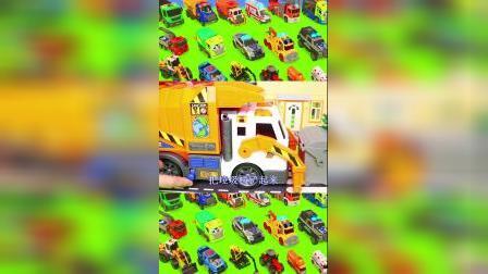 儿童益智玩具乐园:消防车、环卫车、挖掘机、警车、小火车!