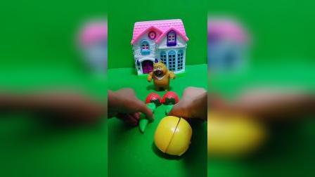 少儿益智玩具:水果拼拼拼