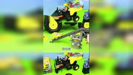 儿童益智玩具乐园:消防车、铲车、警车、工程车!