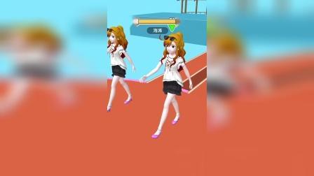趣味小游戏:明明是一样的衣服,为什么她的分数比我高