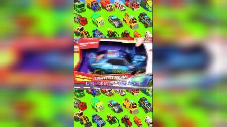 儿童益智玩具乐园:消防车、警车、救护车、挖掘机!