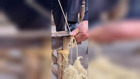 竹编书包环保美观又实用!