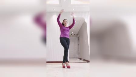 情歌广场舞32步《走破几双鞋》
