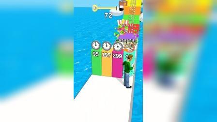 趣味小游戏:你浪费太多时间啦!