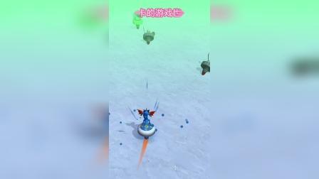 小游戏:哪个陀螺可以更快