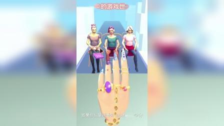 小游戏:手部护理和美甲美极了