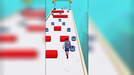 趣味小游戏:疯狂蹦极,如果收集的绳索不够多会?
