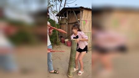 万能的竹子,你喜欢吗!
