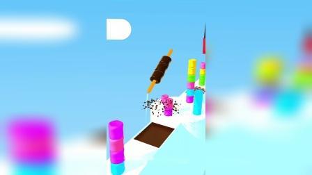 趣味小游戏:我要来串棉花糖