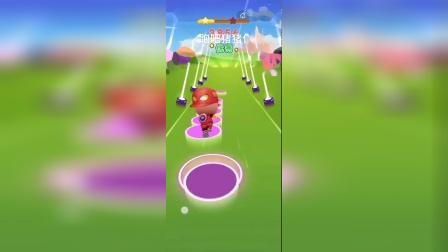 趣味小游戏:猪猪侠加油啊,没人能跳过第二关