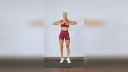 Doja Cat 居家健身训练课 一首歌的时间