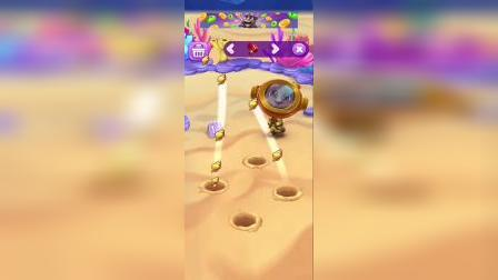 趣味小游戏:安吉拉公主要抓小偷,女孩子能抓到吗