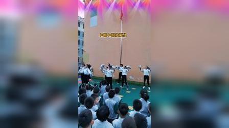 辛勤的园丁广场舞【中国我爱你】金秋送爽
