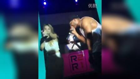 李玟ft.美国饶舌歌手Nelly - Dilemma (Live)