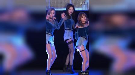 161123 창원 폴리텍대학 MBC 공개방송 달샤벳(Dalshabet) 아영 Mr. BangBa