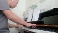 165江城的雨(自己作曲并钢琴演奏)(好像我比较擅长民歌风格)
