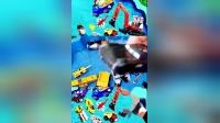 儿童早教玩具认知:消防车、赛车、兰博基尼、救护车!