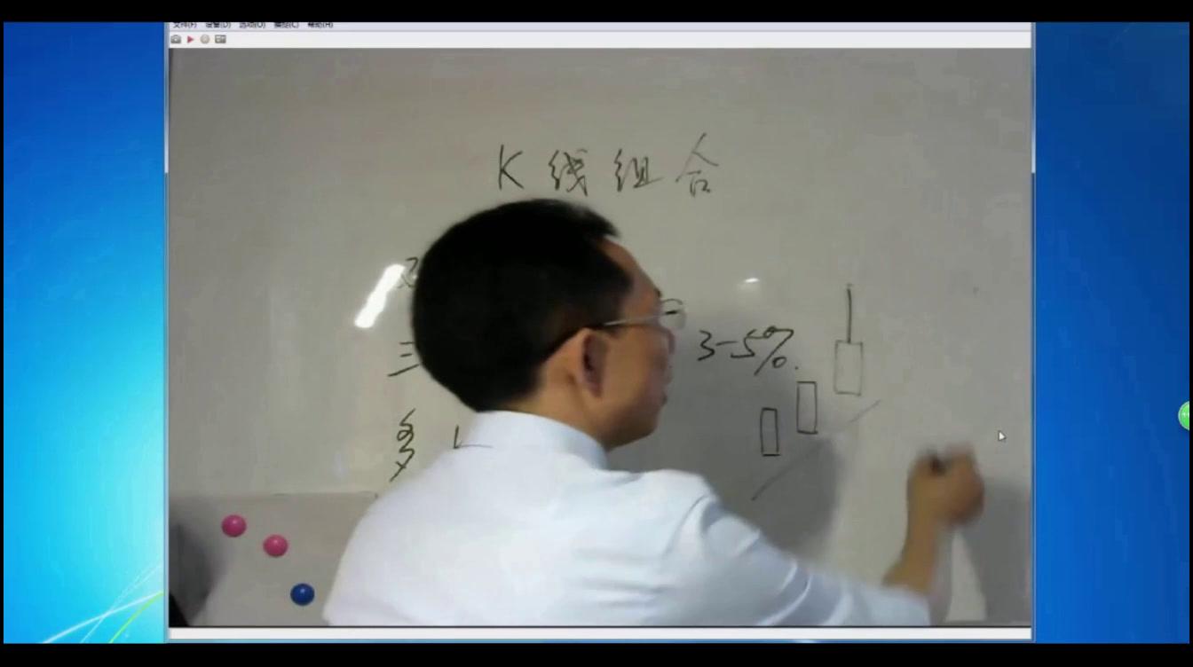 精品票技术分析股票基础入门课程股票教学视频股票短线..