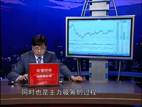 张欣 股市短线实战操盘技术系列之波段为王2 主力吸筹洗盘拉升过程
