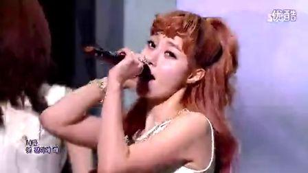 ★Nine Muses★素颜练舞现塲Live