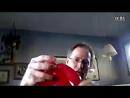 魔术气球教程。教材全免费的 之           愤怒的小鸟_标清